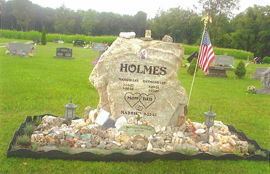 Raymond Margie Holmes May 23 2013 Online Memorial